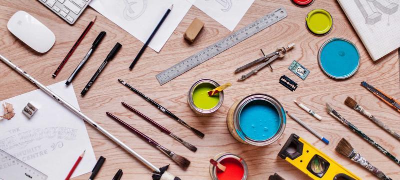 Ideazione e progettazione di oggetti d'